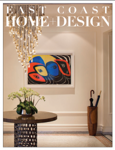 East Coast Home & Design cover